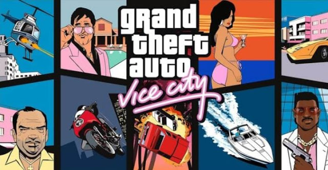 Grand Theft Auto Vice City - FREE DOWNLOAD - PC