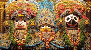 Puri Jagannath Ratha Yatra Deities