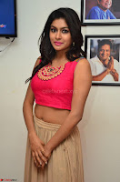 Akshita super cute Pink Choli at south indian thalis and filmy breakfast in Filmy Junction inaguration by Gopichand ~  Exclusive 024.JPG