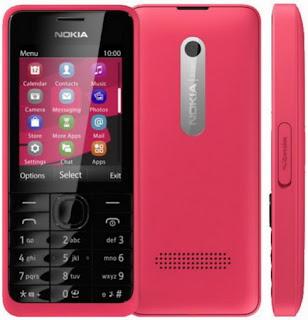 Firmware Nokia 301 Dual SIM RM-839 v.09.04