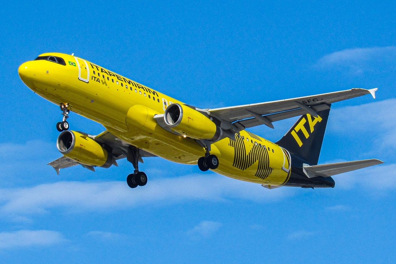 Itapemirim Transportes Aéreos incorpora Terceira Aeronave à sua Malha