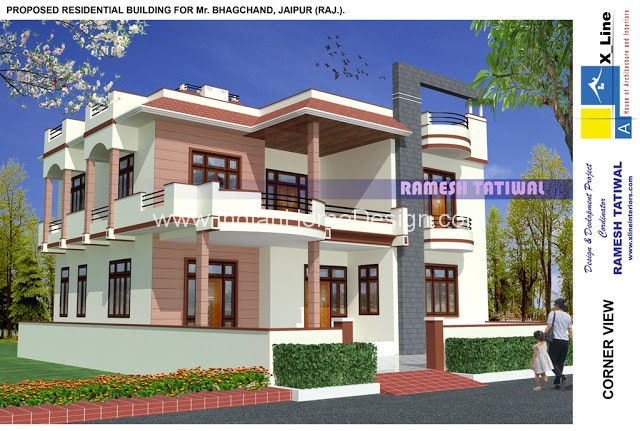 Exterior Home Design Lucknow Html on
