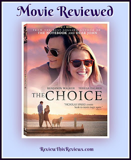 The Choice by Nicholas Sparks Movie Review