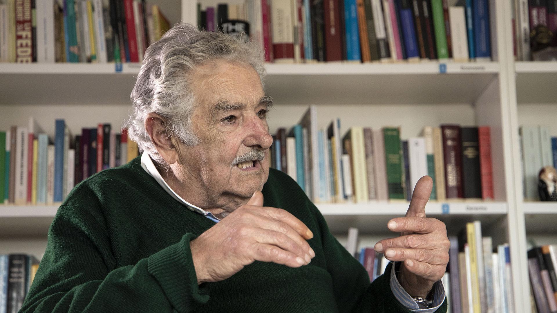 """Pepe Mujica: """"La Argentina duele"""" y """"tiene una enfermedad de odio muy grave"""""""