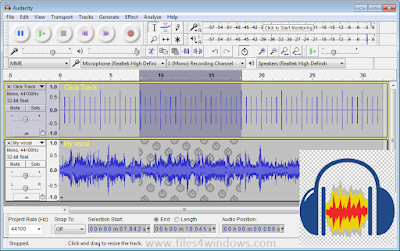 Audacity-Setup-Download