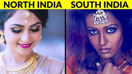 Interesting Differences Between South and North India in people