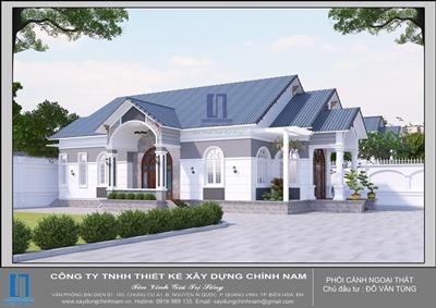 Thiết kế Biệt thự đẹp Biên Hòa