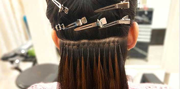 How to remove hair extensions