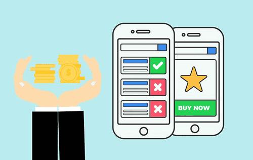 Penggunaan jaringan periklanan untuk mengiklankan link referral
