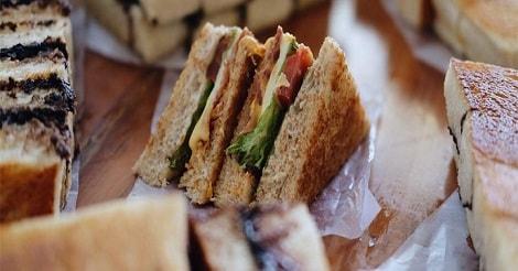 Sandwich Bakar Puri Indah, Jakarta