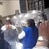 Pelea masista en puertas del Tribunal Electoral de Tarija tras conocer que ya se inscribió a candidatos
