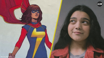 Superhero Muslim Pertama Marvel Siap Digarap