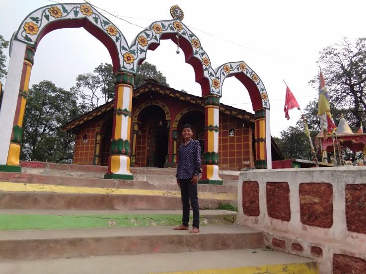 Ningalashaini Bhagawati Temple