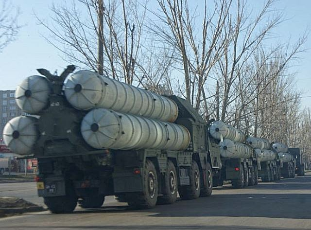 Benteng Rusia Makin Kuat, 4 S-300 PS Telah Diterima Belarusia