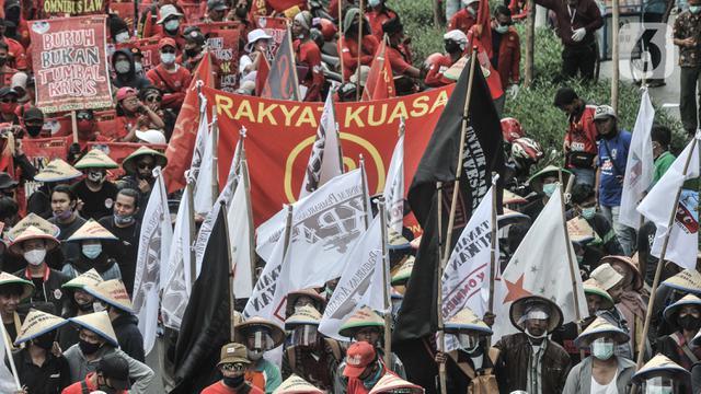 Said Iqbal: KSPI akan Aksi Besar-besaran Desak DPR Uji Ulang Omnibus Law