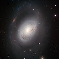 Spiral Galaxy Messier 96