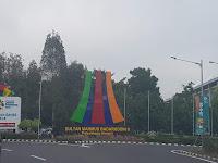 Kapan Lagi Bisa Bonceng Pak Jokowi, Bandara Palembang Sultan Mahmud Badaruddin II