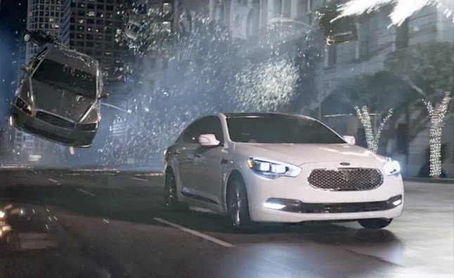 Kia K900 - The truth (Super Bowl 2014)