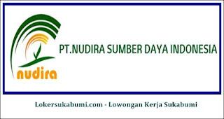 Lowongan Kerja PT Nudira Sumberdaya Indonesia Bandung 2021