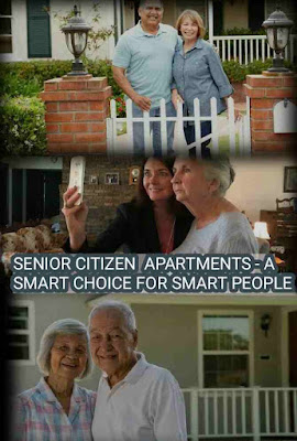 Senior Citizen  Apartments - A Smart Choice For Smart People, Senior Citizen  Apartments