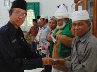 550 Guru Madrasah Diniyah dan TPQ Kota Padangsidimpuan Terima Honor