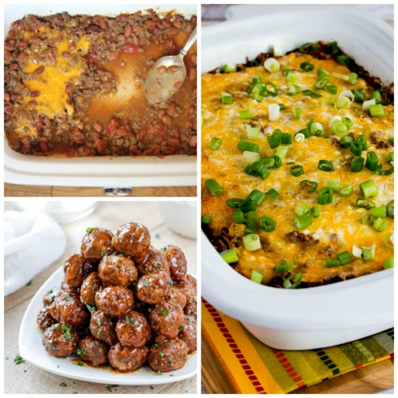 The BEST Slow Cooker Recipes with Ground Beef found on SlowCookerFromScratch.com