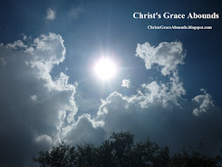 Christ's Grace Abounds