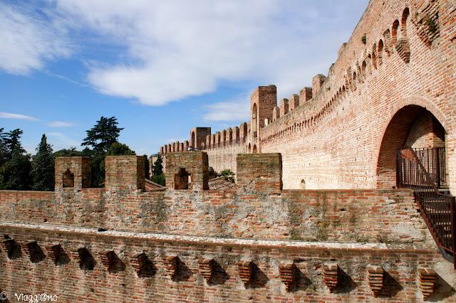 Visitare Cittadella e le sue mura