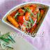 Tteokbboki ( korean spicy rice cake/ Kue beras Korea)