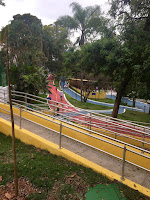 Parque Chuvisco em São Paulo