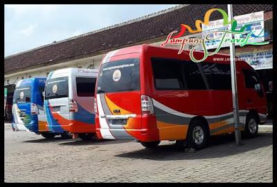 Travel Pondok Cabe Ke Lampung Termurah