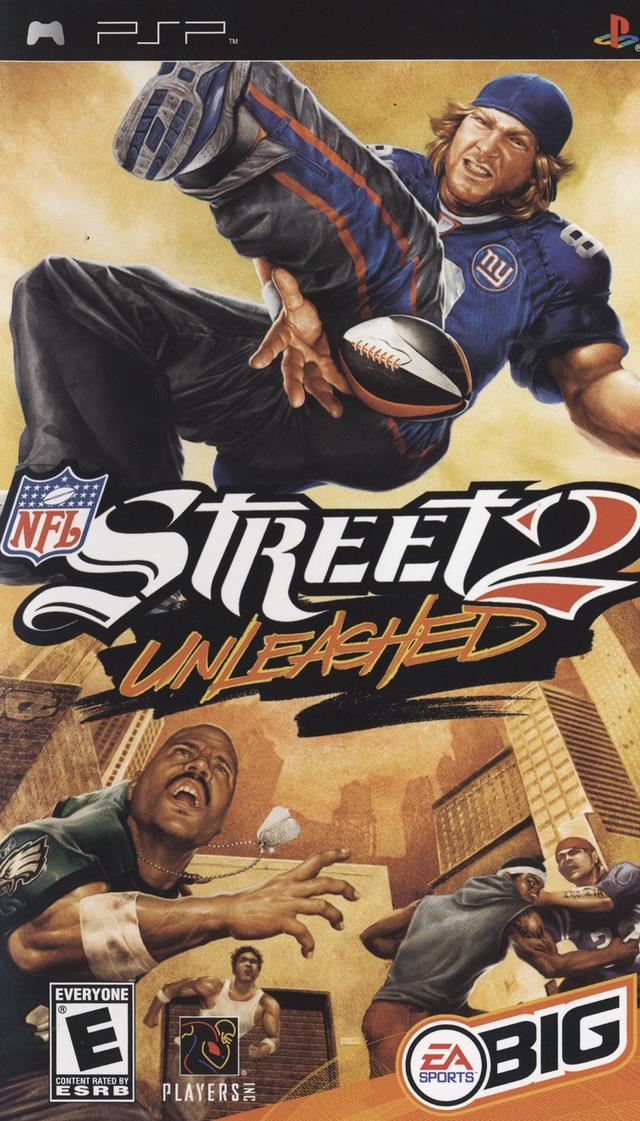 NFL Street 2 Unleashed - PSP - ISO Download