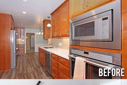 50+ Kitchen Cabinets Makeover Ideas - Before After