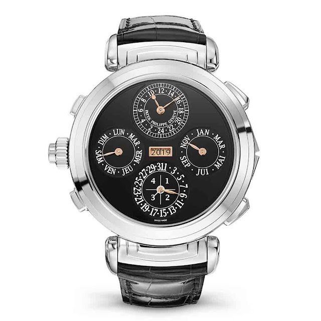 Patek Philippe Grandmaster Chime reference 6300A-010