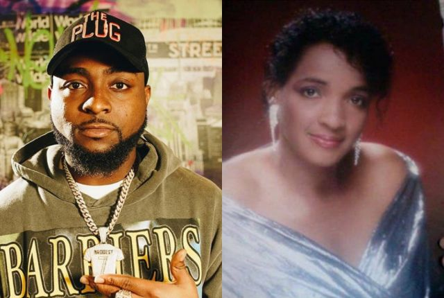 Davido pays tribute to his late mom on her 16th death anniversary