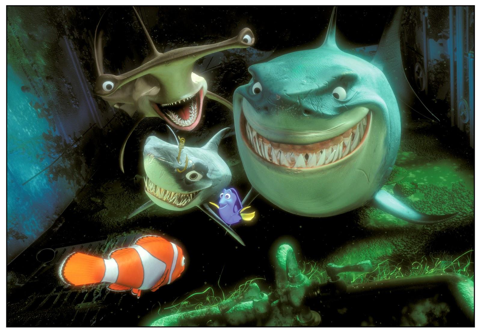 Film Guru Lad - Film Reviews: Finding Nemo 3D Review  Walt Disney Pictures Presents A Pixar Animation Studios Film Finding Nemo