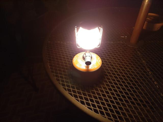 Camping Gaz Bivouac 270 Lantern