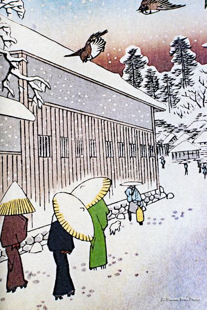 Hirosige, Atagoshita y la calle Yabukoji - Ota Memorial Museum, Tokio, por El Guisante Verde Project