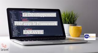 Afrique, Sénégal, Dakar, WEBGRAM, ingénierie logicielle, programmation, développement web, application, informatique : Le Framework Laravel