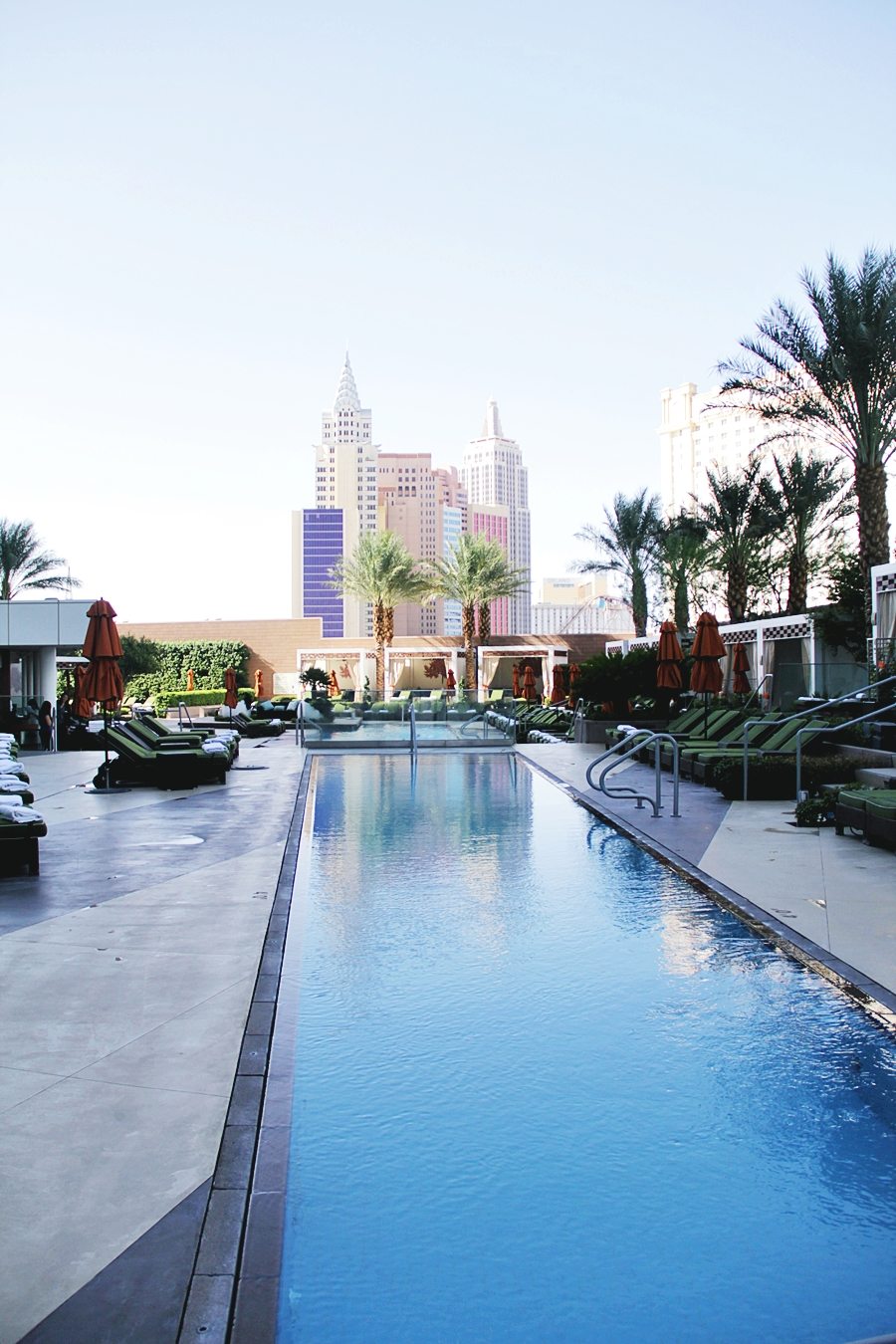 pool landschaft las vegas