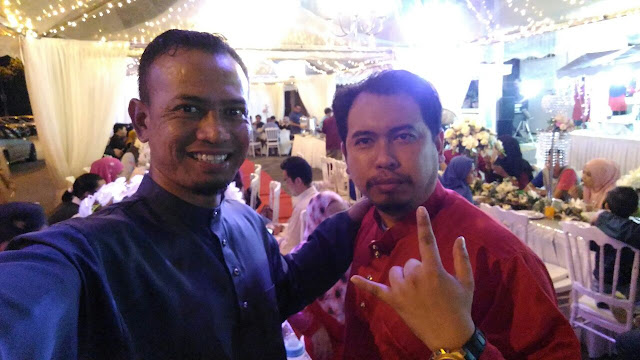 Bro Framestone, Majlis Blogger Raya 2016, Hai Blogger, Sajian dHidang,