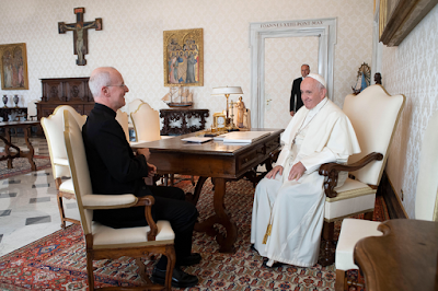 Pope and James Martin