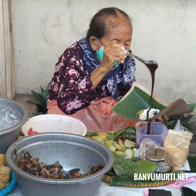 Kuliner Jogja - Lopis Mbah Satinem