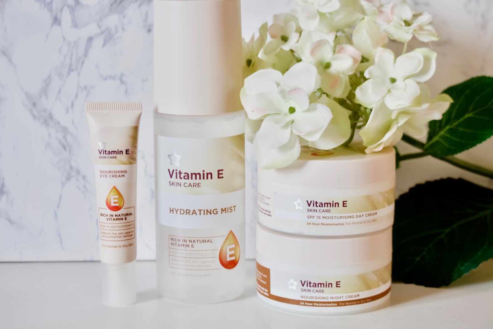 Review Superdrug Vitamin E Skin Care Aida