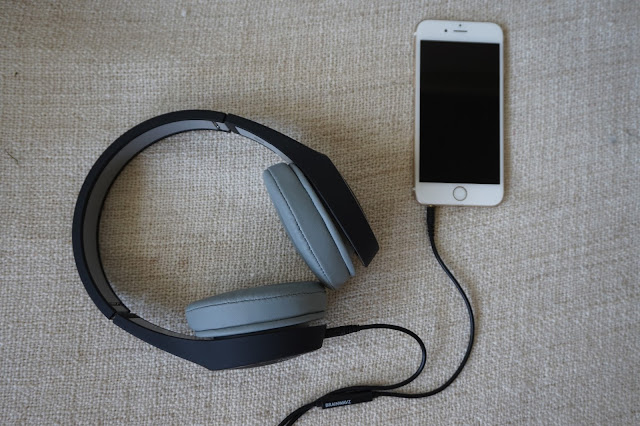 Brainwavz HM2 Foldable Headphones review earphones