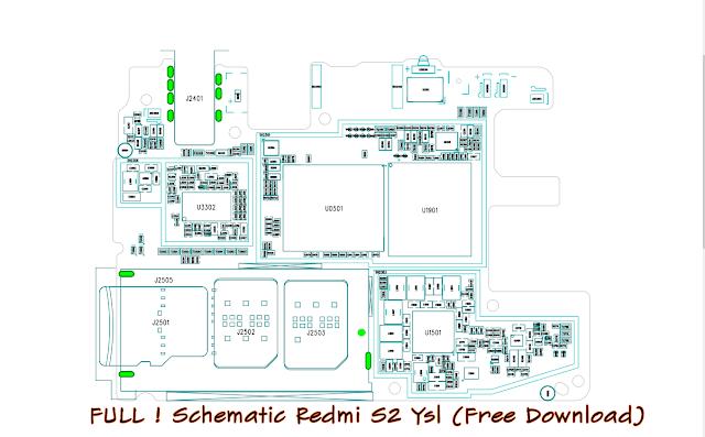 FULL ! Schematic Redmi S2 Ysl (Free Download)