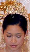 diamond crescent star tiara queen saleha brunei princess huda bahaaul