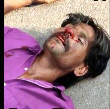 सपा विधायक मनोज पांडे की गुंडई, रिक्शेवाले को पीट-पीटकर लहूलुहान किया, वीडियो वायरल
