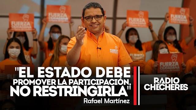 Fuerza Ciudadana inicia batalla jurídica por la recolección digital de firmas para elecciones 2022