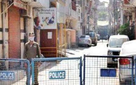 Micro-smart lockdown has been imposed in 3 major cities of Punjab